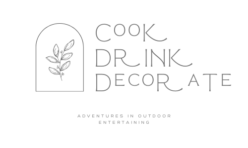 Cook. Drink. Decorate.