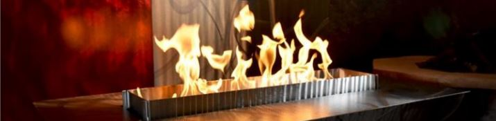 rectangle fire tables