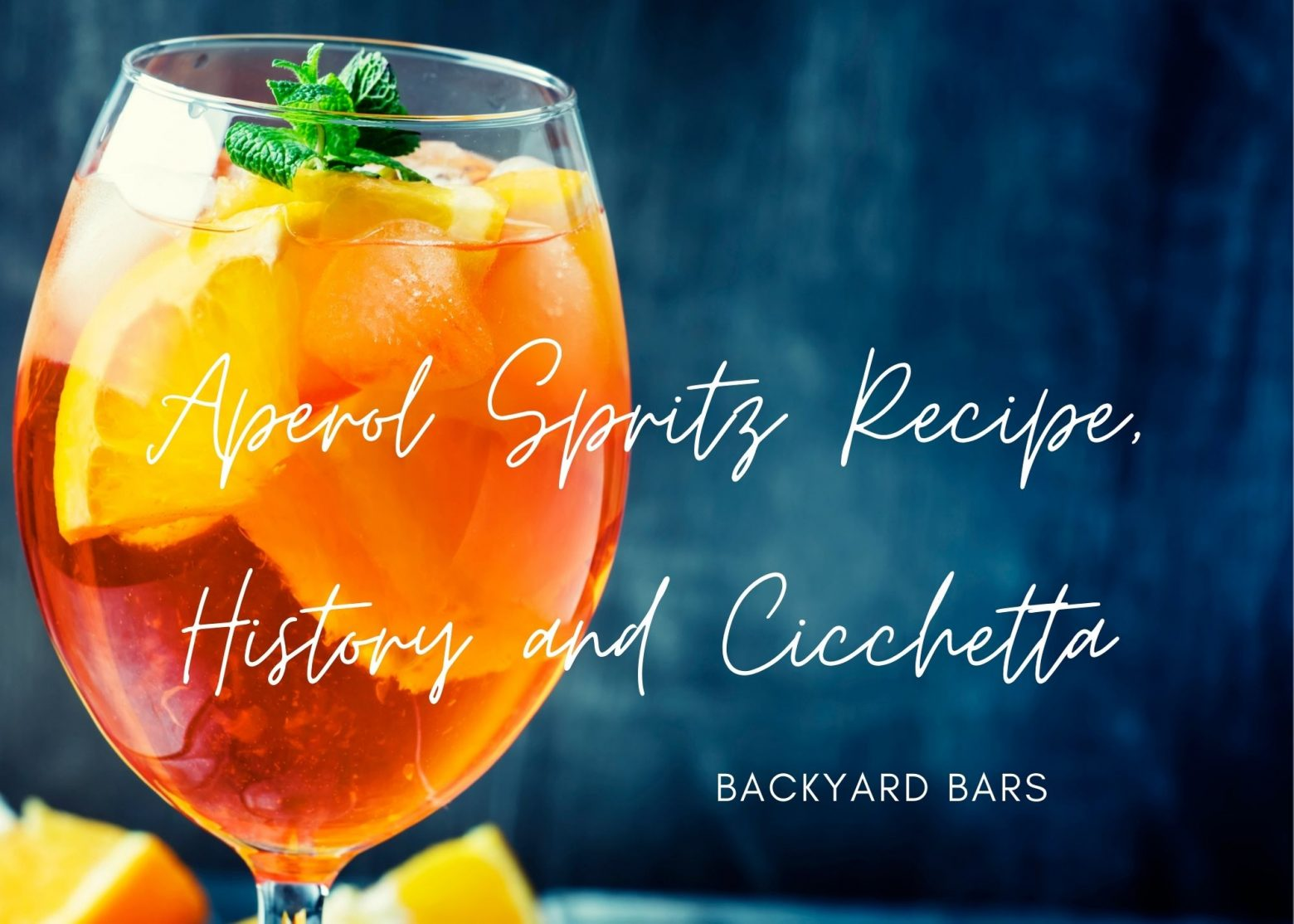 Aperol Spritz Recipe and History